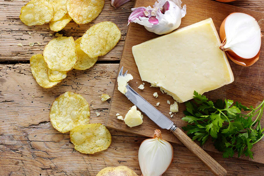 Keogh's Mature Irish Cheese and Onion | Keogh's Crisps
