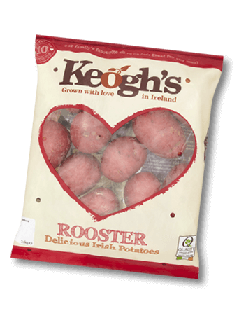 Rooster Potatoes | Keogh's